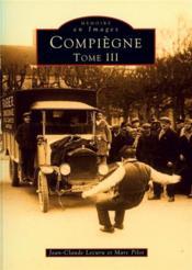 Compiègne t.3 - Couverture - Format classique