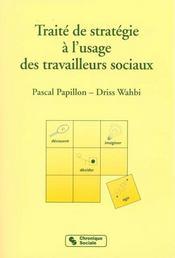 Travail Social Et Communication - Intérieur - Format classique