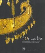 L'Or Des Iles - Intérieur - Format classique