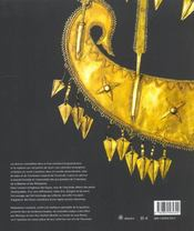 L'Or Des Iles - 4ème de couverture - Format classique