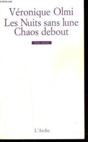 Nuits sans lune / chaos - Couverture - Format classique