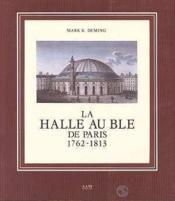 Halle Au Ble De Paris (La) - Couverture - Format classique