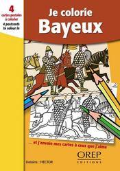 Je colorie bayeux - Intérieur - Format classique
