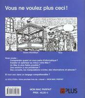 Mon Mac Parfait ; Le Guide - 4ème de couverture - Format classique
