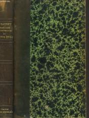 La Tragique Eistence De Victor Hugo - Couverture - Format classique