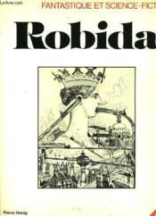 Les Maitres Du Dessin Satirique - Robida Fantastique Et Science-Fiction - Couverture - Format classique