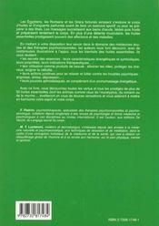 Le Grand Livre Des Huiles Essentielles - 4ème de couverture - Format classique