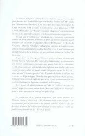 Etre Conscience Felicite - 4ème de couverture - Format classique