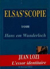 Elsasscopie - Intérieur - Format classique