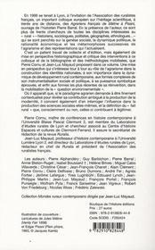 Au nom de la terre ; agrarisme et agrariens en France et en Europe du 19e siècle à nos jours - 4ème de couverture - Format classique
