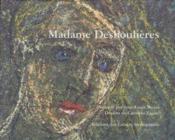 Madame Deshoulieres - Couverture - Format classique