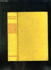 Dictionnaire Francais Espagnol. - Couverture - Format classique