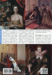 Les grandes amours de l'histoire de France ; de l'Antiquité à nos jours - 4ème de couverture - Format classique