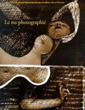 Le nu photographié - Couverture - Format classique