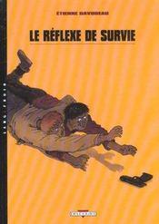 Le reflexe de survie t.1 - Intérieur - Format classique