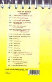 Le Carnet De Stage De L'Infirmiere T.11 ; Pédiatrie - 4ème de couverture - Format classique