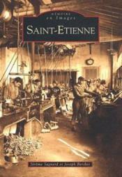 Saint-Etienne t.1 - Couverture - Format classique