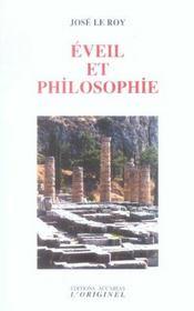 Eveil Et Philosophie - Intérieur - Format classique