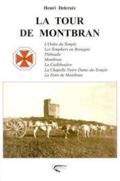 La tour de Montbran - Couverture - Format classique