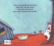 Pou-Poule ! - 4ème de couverture - Format classique