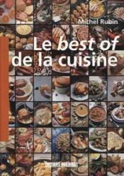 Le best of de la cuisine - Couverture - Format classique
