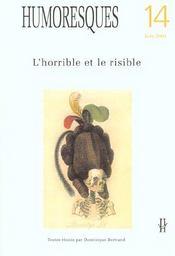 Humoresques, N 14. L'Horrible Et Le Risible - Intérieur - Format classique