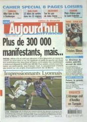 Aujourd'Hui En France N°1165 du 06/02/2005 - Couverture - Format classique