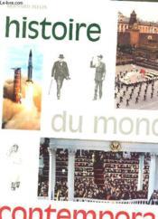 Histoire Du Monde Contemporain - Couverture - Format classique