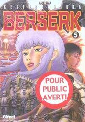 Berserk - Tome 05 - Intérieur - Format classique