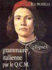 Grammaire italienne par le QCM - Intérieur - Format classique