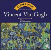 Vincent Van Gogh - Couverture - Format classique