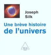 Une brève histoire de l'univers - Couverture - Format classique