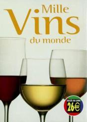 Mille Vins - Couverture - Format classique