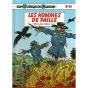 Les tuniques bleues t.40 ; les hommes de paille - Couverture - Format classique