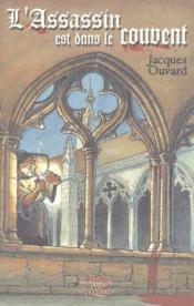 L'assassin est dans le couvent - Couverture - Format classique