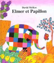 Elmer Et Papillon - Intérieur - Format classique