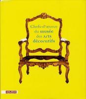Chefs-d'oeuvre du musée des arts décoratifs - Intérieur - Format classique