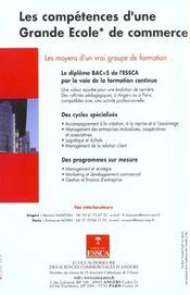 Grep 2002 ; Formation Continue - 4ème de couverture - Format classique