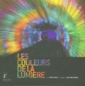 Les couleurs de la lumière - Couverture - Format classique