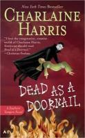 Dead As A Doornail - Southern Vampire Mysteries V.5 - Couverture - Format classique