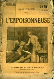 L'Empoisonneuse. Incomplet. - Couverture - Format classique