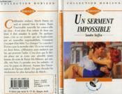 Un Serment Impossible - Bachelor Daddy - Couverture - Format classique