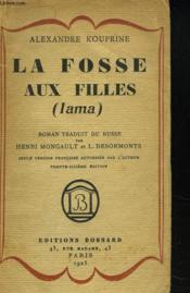 La Fosse Aux Filles (Iama) - Couverture - Format classique