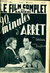 Le Film Complet Du Samedi N° 1984 - 16e Annee - 90 Minutes D'Arret - Couverture - Format classique