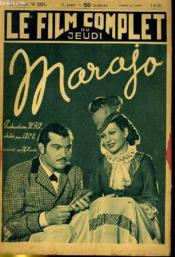 Le Film Complet Du Jeudi N° 2271 - 18e Annee - Marajo - Couverture - Format classique