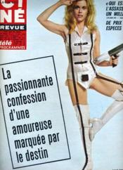 Cine Revue - Tele-Programmes - 48e Annee - N° 42 - Barbarella - Couverture - Format classique