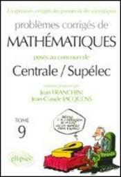 Centrale/supelec T.9 - Intérieur - Format classique
