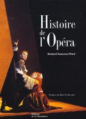 Histoire De L'Opera - Intérieur - Format classique