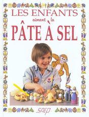 Les enfants aiment la pate a sel - Intérieur - Format classique