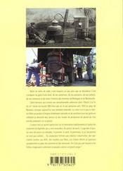 Les Cidres Et Leurs Eaux De Vies - 4ème de couverture - Format classique